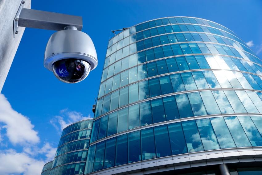 Системы видеонаблюдения и контроля доступа с установкой