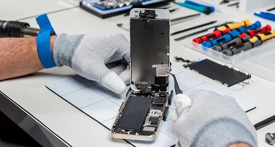 Качественный ремонт гаджета iPhone 7