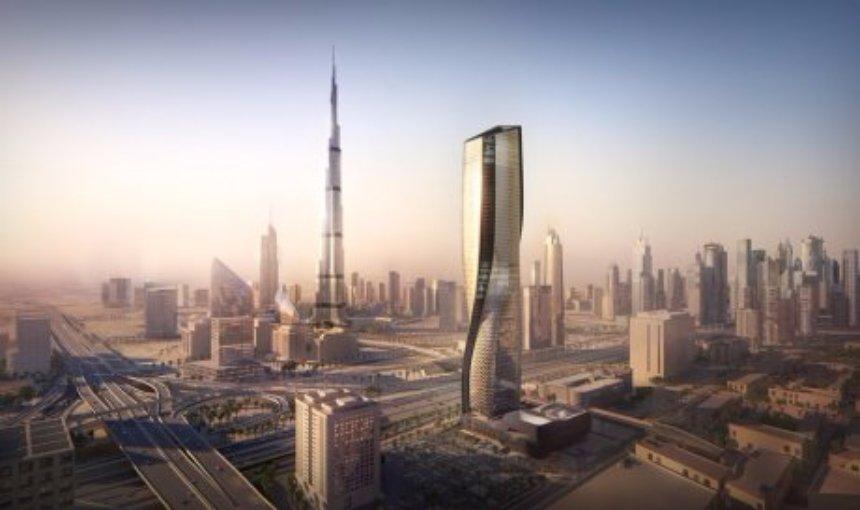 В Дубае соорудят небоскреб с фасадом из керамики