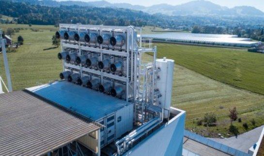 В Швейцарии начнут в промышленных масштабах убирать СО2 из воздуха