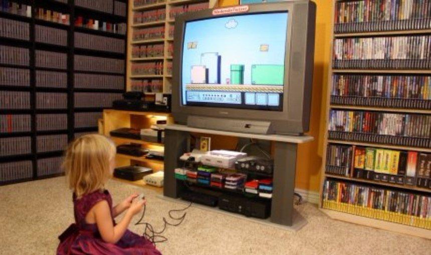 Американские библиотеки будут хранить старые видеоигры