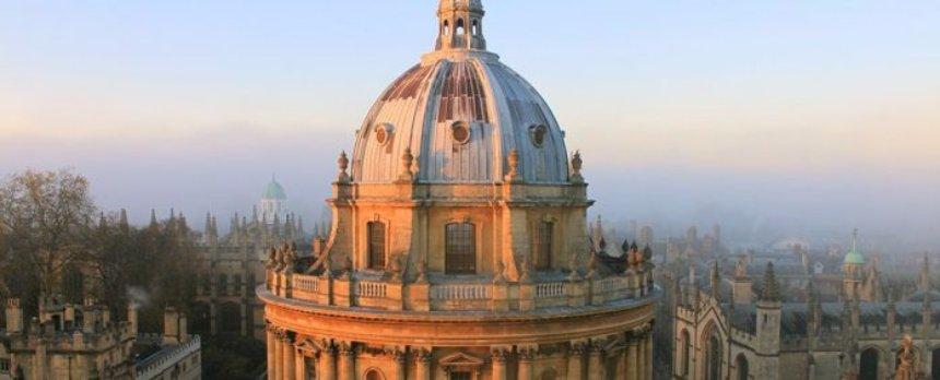 В городе Оксфорд ходят свести уровень вредных выбросов к нулю