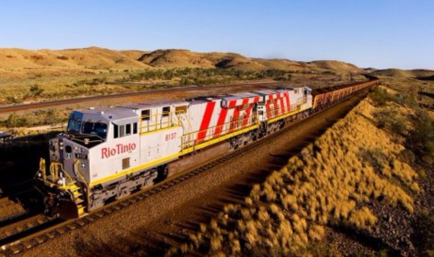 В Австралии запущен полностью беспилотный поезд