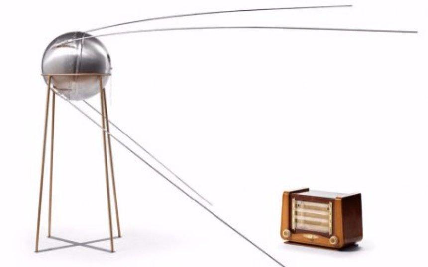 Советский спутник 1957 года продадут на аукционе