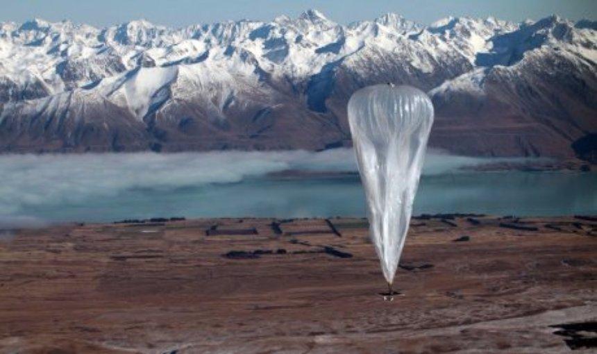 Google восстановит интернет в Пуэрто Рико с помощью воздушных шаров