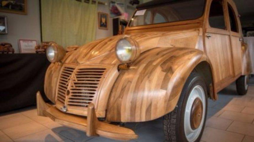 Японские ученые начнут строить деревянные машины