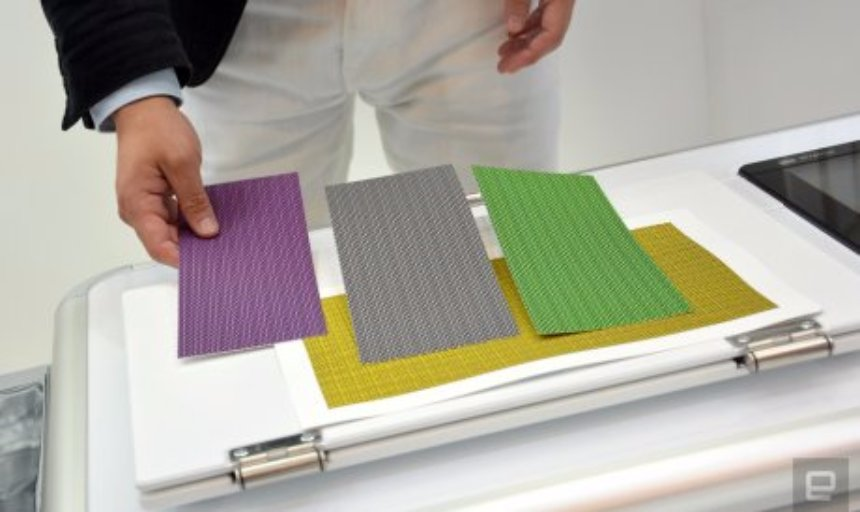Ученые придумали технологию 2.5D-печати, которая может имитировать различные материалы