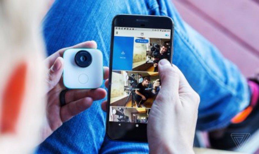 Google выпустила камеру с искусственным интеллектом, которая может самостоятельно создать видео о жизни пользователя