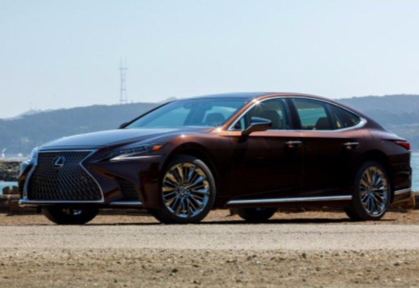 Компания Lexus представит новинку на Токийском автосалоне