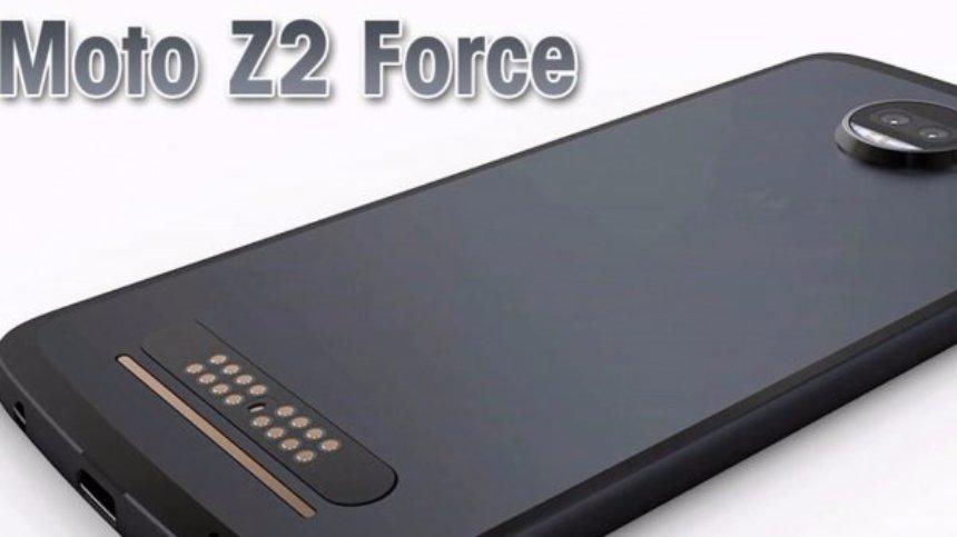 Цены на обновленный смартфон Motorola Moto Z2 Force весьма удивили