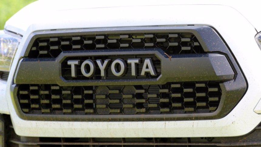 Toyota выпустит принципиально новую модель
