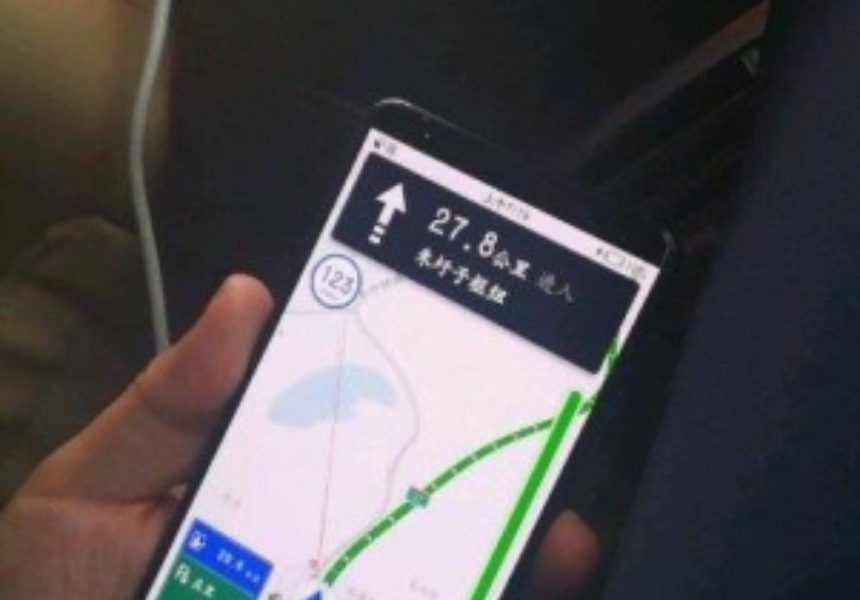 Размещены первые настоящие фото Huawei Mate 10 Pro