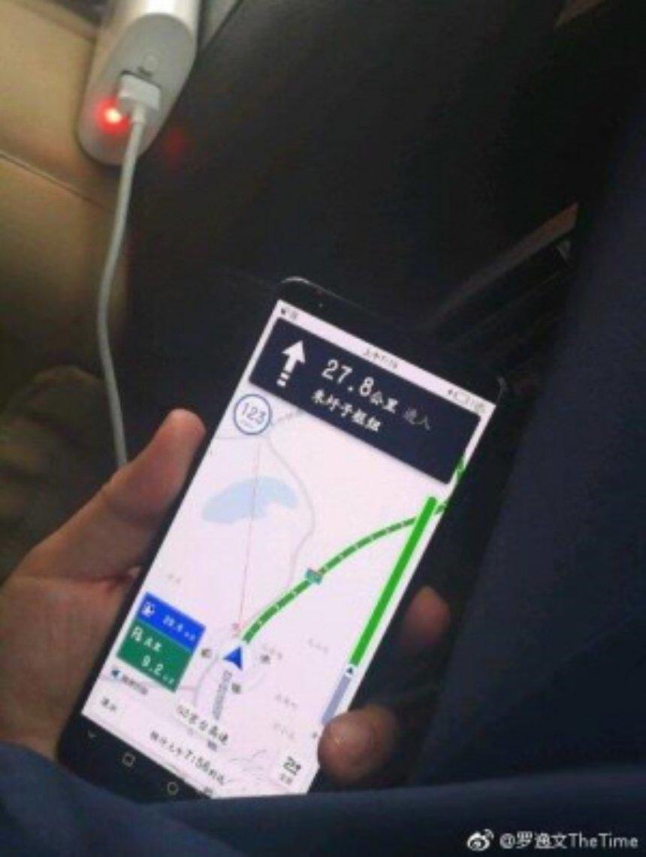В сеть попали первые реальные фотографии нового флагманского смартфона Huawei Mate 10