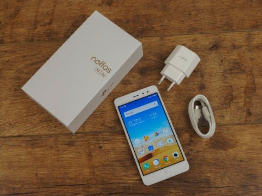 Стали известны характеристики смартфона Neffos от TP-Link