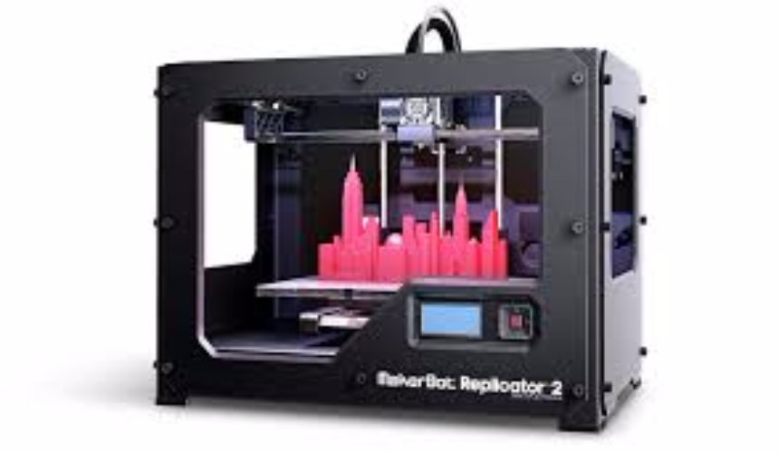 Вскоре на каждой кухне появится 3D-принтер