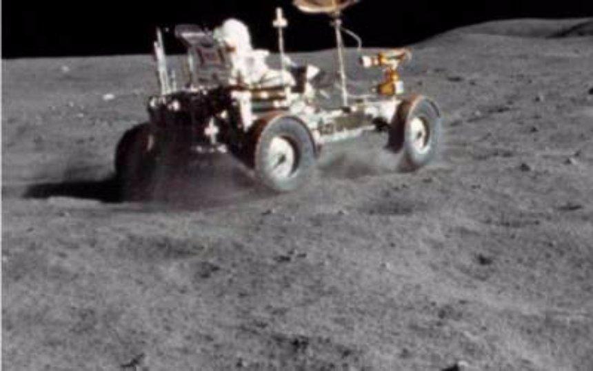 Американцы хотят снова высадиться на Луну