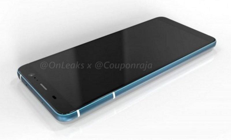 ВTENAA замечен неизвестный смартфон HTC