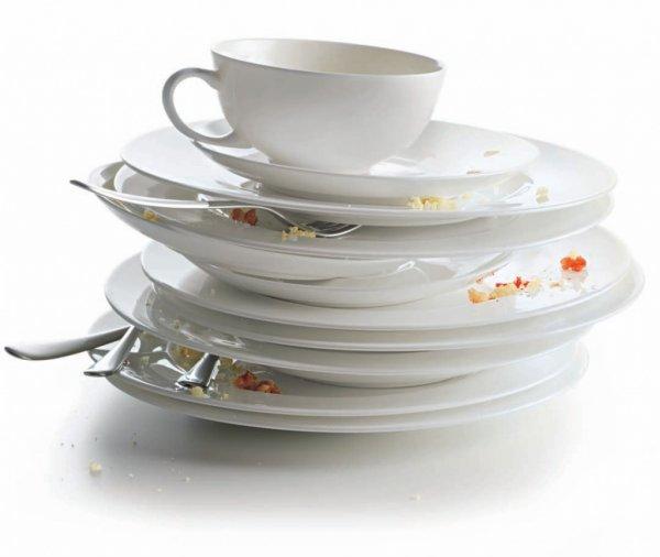 Ученые: мытье посуды поможет в похудении