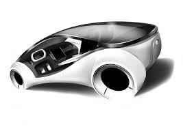 Apple показала концепт нового автомобиля с полным автопилотом