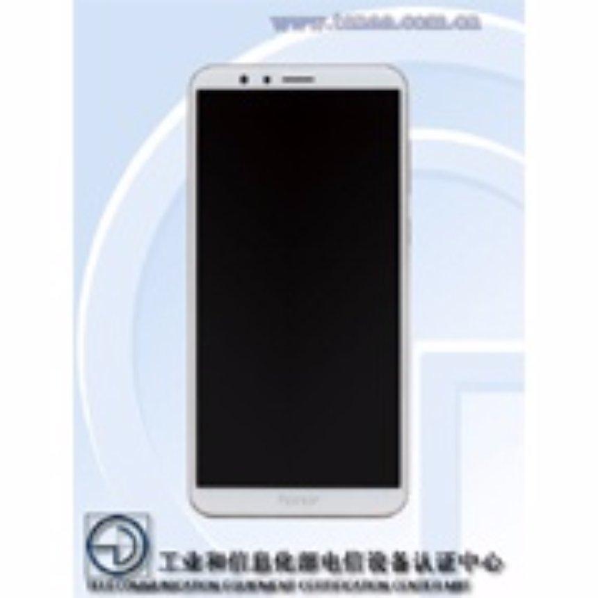 В Китае показали новый смартфон Honor 7X