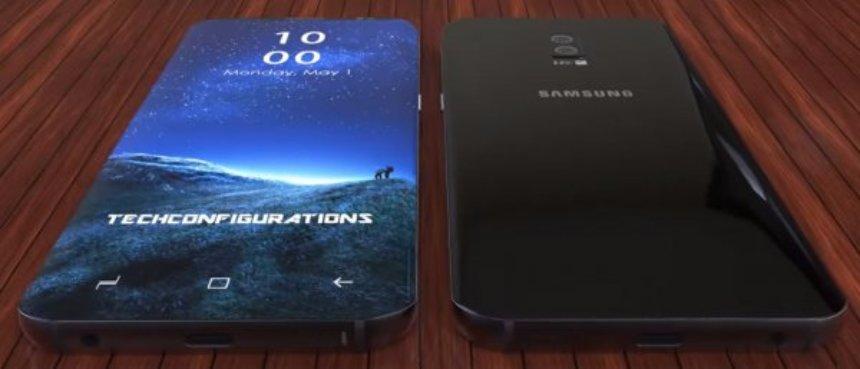 Новый смартфон от Samsung сможет анализировать воздух