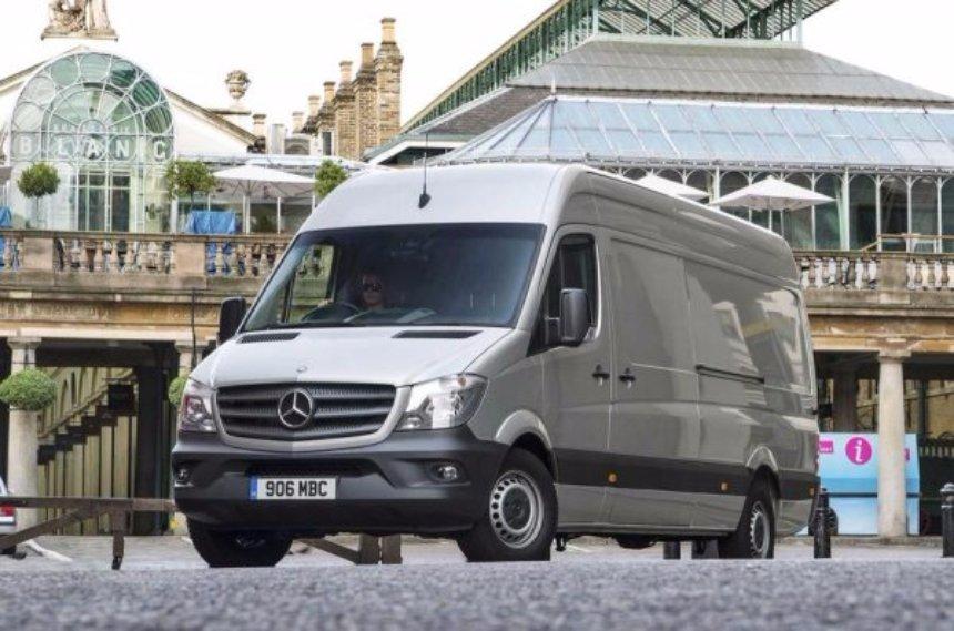 Компания Mercedes-Benz вложит 150 млн долларов в развитие электрических фургонов