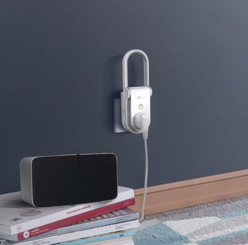 Tp-Link соединит умную розетку и технологии wi-fi