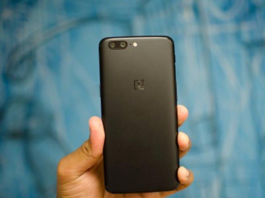 Замечен новый смартфон OnePlus 5T