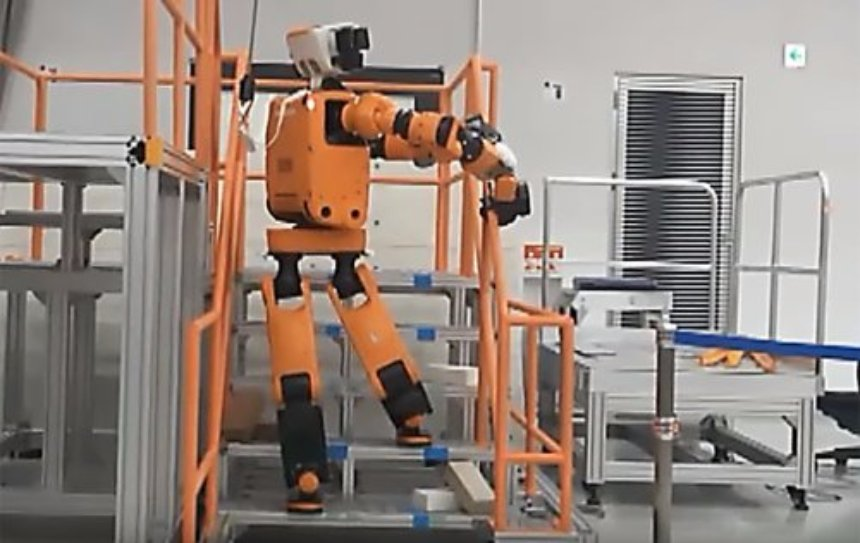 В Honda создали уникального робота-спасателя