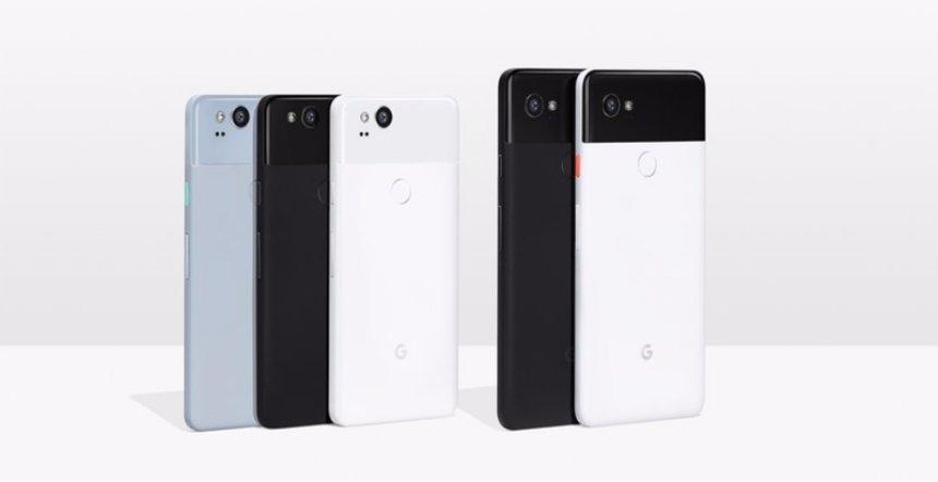 Google Pixel 2 и Pixel 2 XL сравнили с iPhone 8