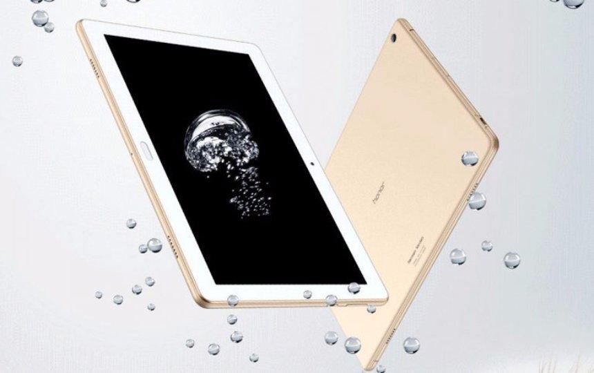 Представлен новый водонепроницаемый планшет Huawei Honor WaterPlay