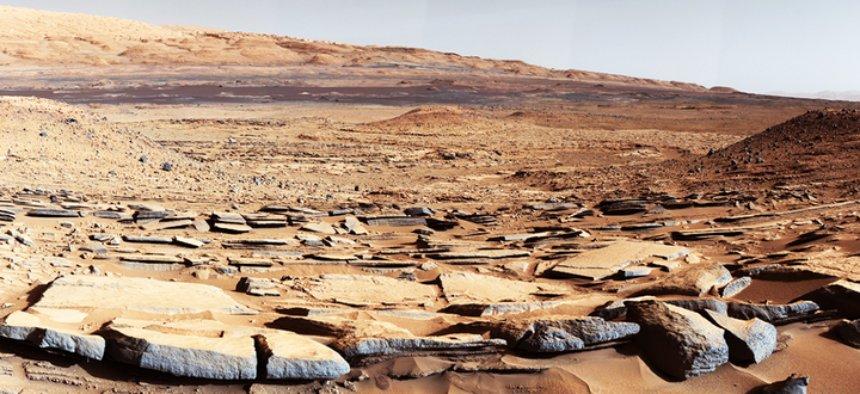 Ученые объяснили, почему на Марсе исчезли моря