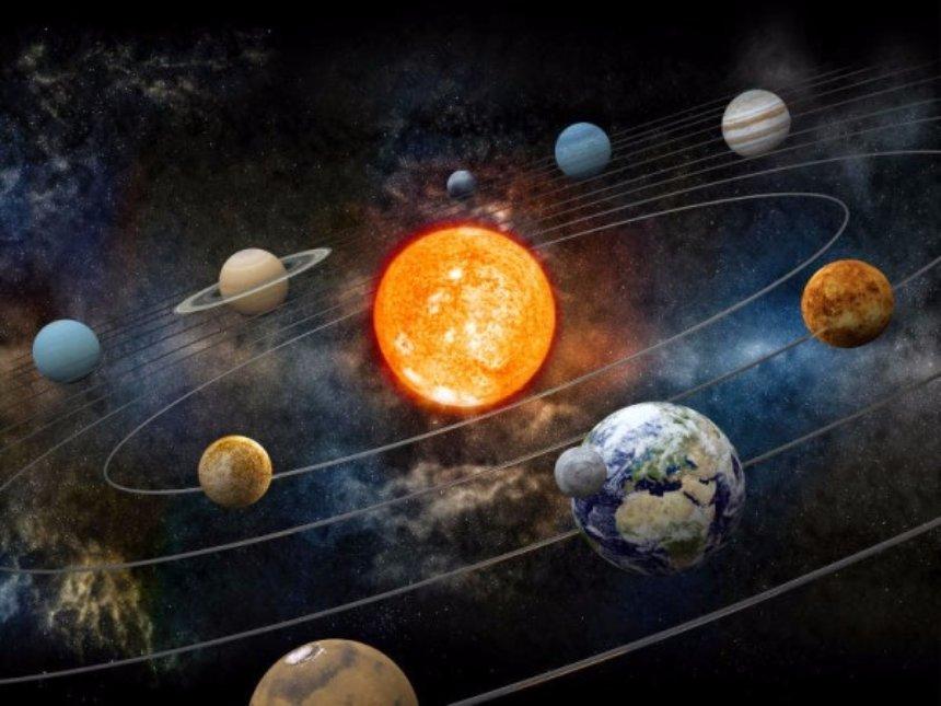 На карту Солнечной системы теперь можно взглянуть в Google Maps