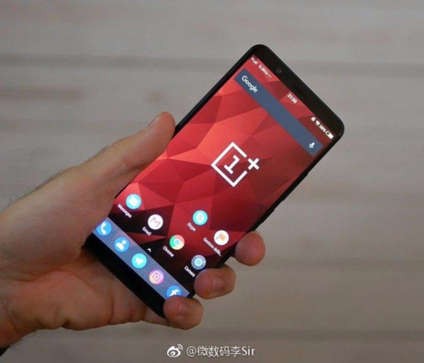 Появились все характеристики будущего смартфона OnePlus 5T