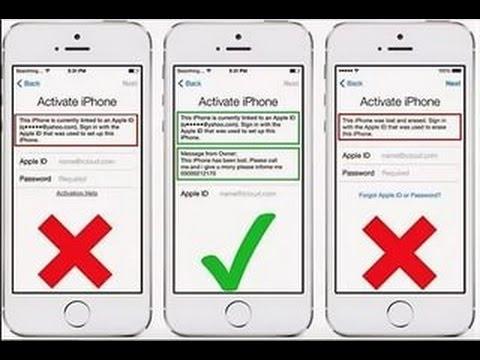 Помощь пользователям, забывшим пароль от телефона