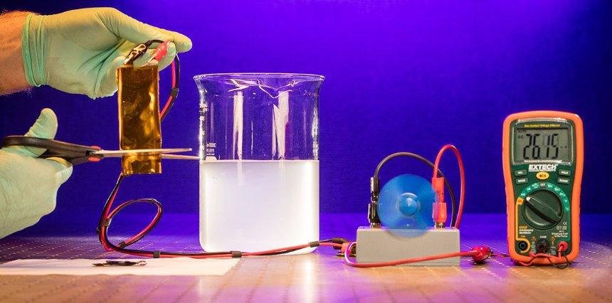 Разработана литиевая батарея, которая сможет работать вечно