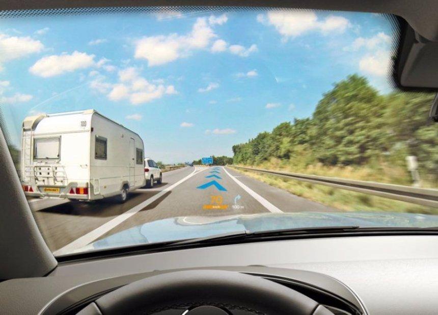Lincoln Motor Company будет использовать для управления транспортом дополнительную реальность