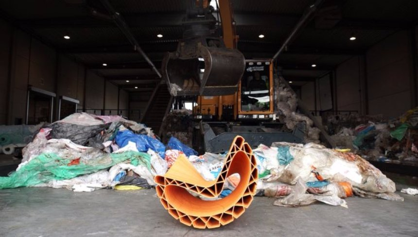 В The New Raw считают, что для 3D-печати отлично подойдут пластиковые отходы