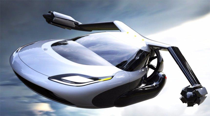 НАСА будет помогать Убер в создании летающего автомобиля