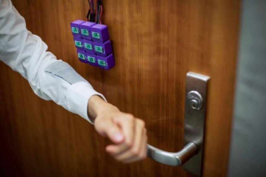 Ученые создали магнитную нашивку, которую можно использовать как ключ