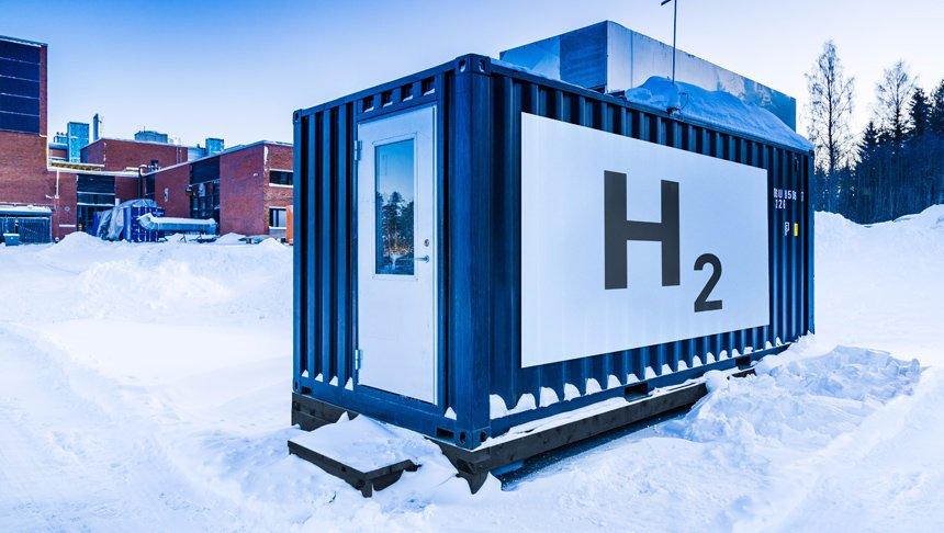 Ученые сделали топливо из воздуха