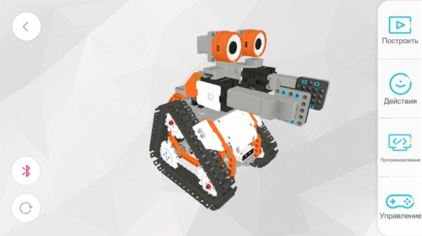 Создан робот, которого владелец сможет запрограммировать полностью самостоятельно