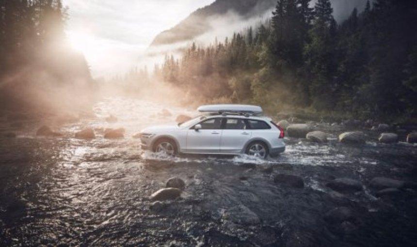 Volvo использовала для своего нового автомобиля материал из переработанного мусора