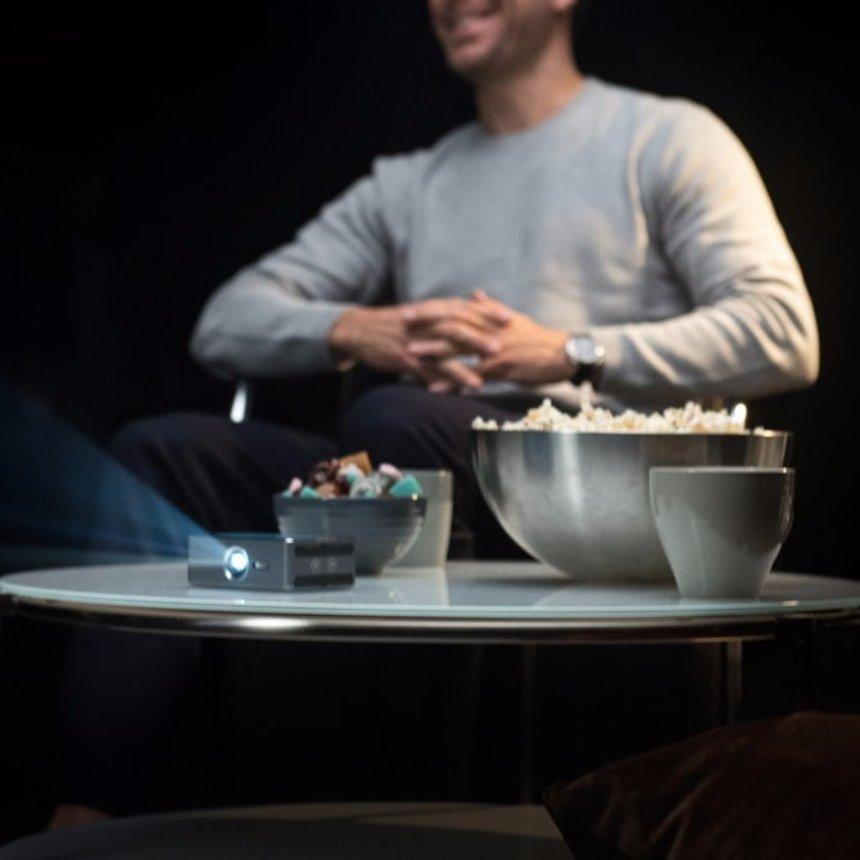 В Швеции создали домашний кинотеатр для маленьких квартир