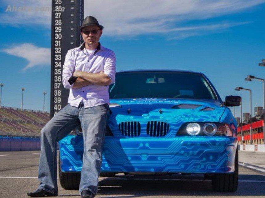Новая модель BMW на 90 процентов изготовлена из переработанных материалов