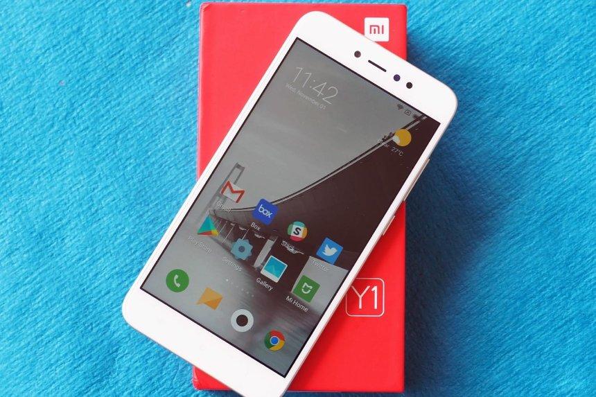 Xiaomi Redmi Y1/Y1 Lite стал рекордсменом продаж