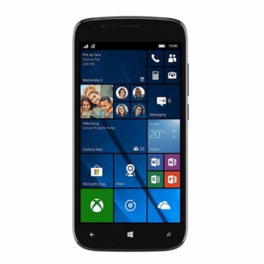Анонсирован смартфон Wileyfox Pro на ОС Windows 10