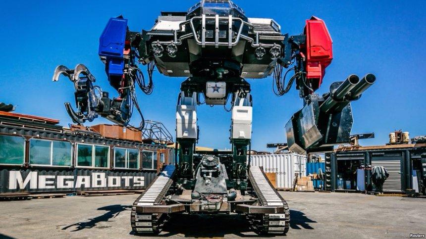 В ООН обсудили роботов-убийц