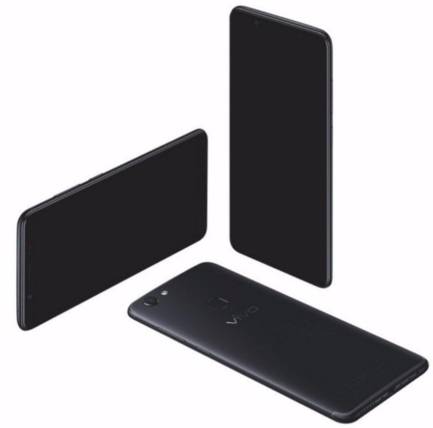 Появились первые данные о новом смартфоне  Vivo