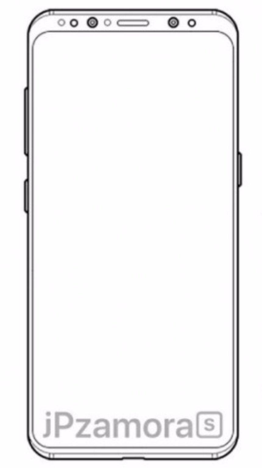 В сеть выложили характеристики и фото Samsung Galaxy S9 и S9 Plus